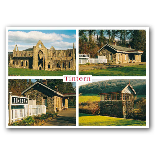 Tintern Comp - Sold in pack (100 postcards)