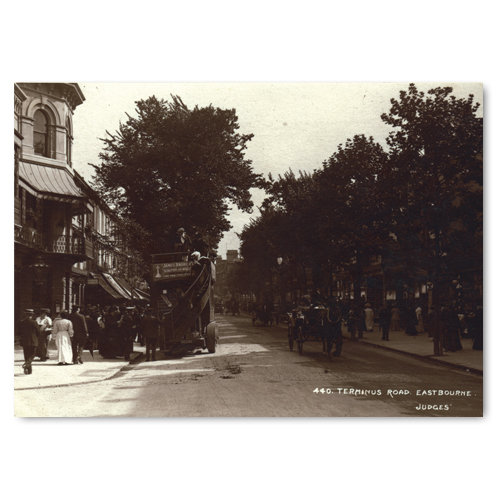 Eastbourne Terminus Road - Sold in pack (100 postcards)