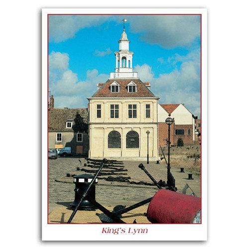 Kings Lynn - Sold in pack (100 postcards)