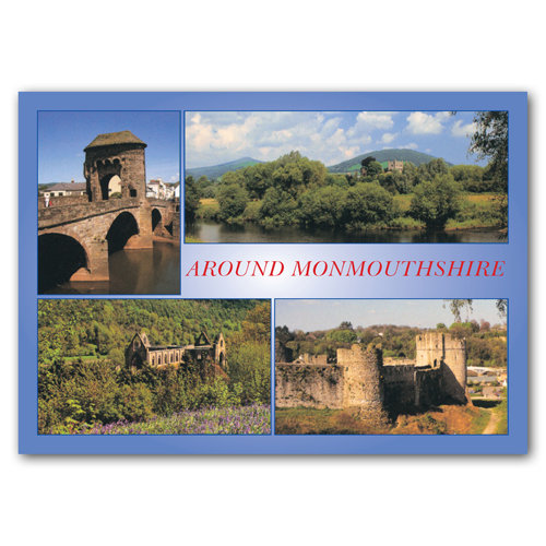 Monmouth - Sold in pack (100 postcards)