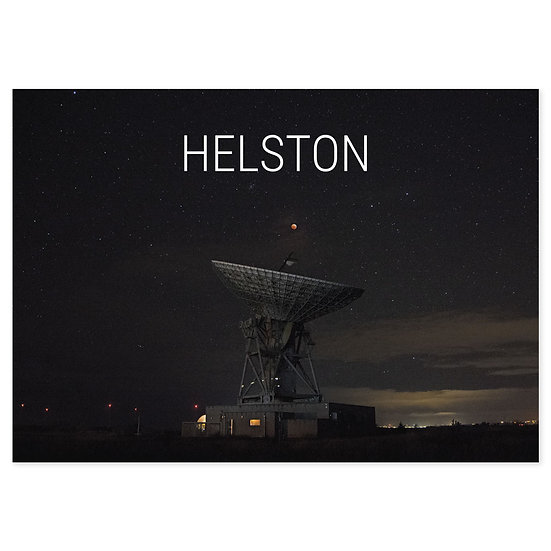 Helston Dusk - Sold in pack (100 postcards)
