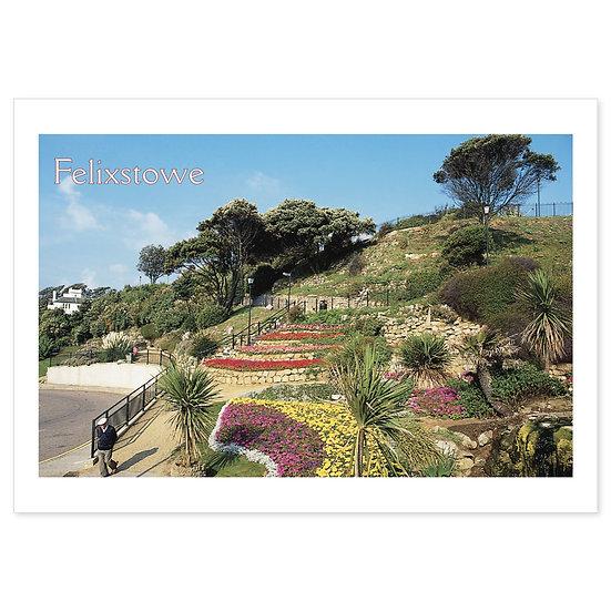 Felixstowe - Sold in pack (100 postcards)