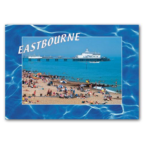 Eastbourne - Sold in pack (100 postcards)