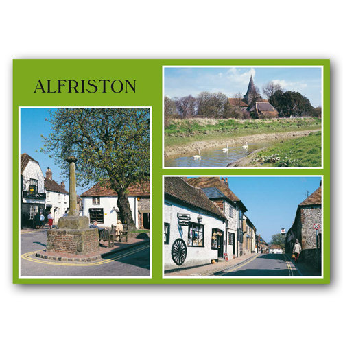 Alfriston Comp - Sold in pack (100 postcards)
