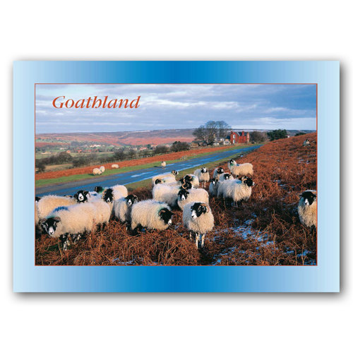 Goathland - Sold in pack (100 postcards)
