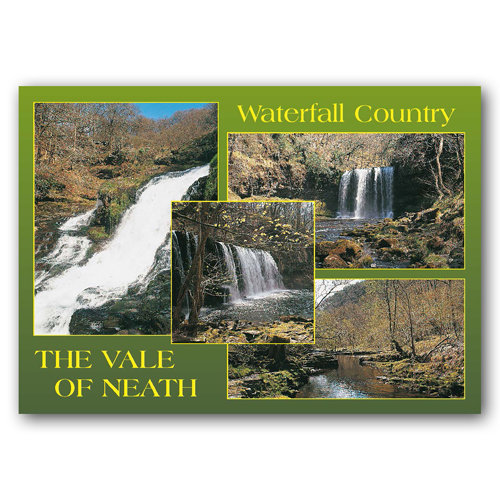 Neath Vale of - Sold in pack (100 postcards)