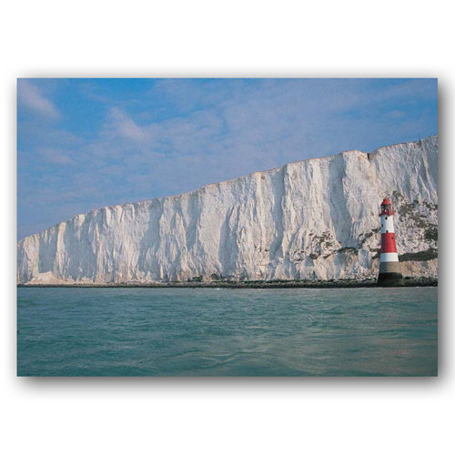 Eastbourne Beachy Head - Sold in pack (100 postcards)