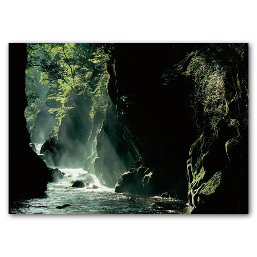 Betws-Y-Coed Fairy Glen - Sold in pack (100 postcards)