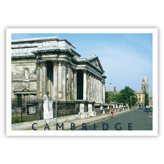 Cambridge Postcard, UK Postcards