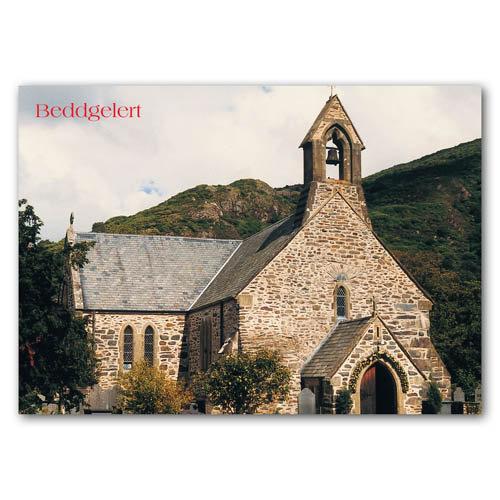 Beddgelert - Sold in pack (100 postcards)