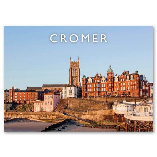 Cromer Pier - Sold in pack (100 postcards)