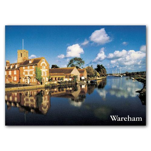 Wareham - Sold in pack (100 postcards)