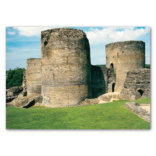Cilgerran Castle - Sold in pack (100 postcards)