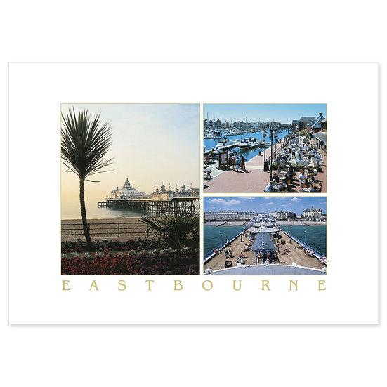 Eastbourne Comp - Sold in pack (100 postcards)