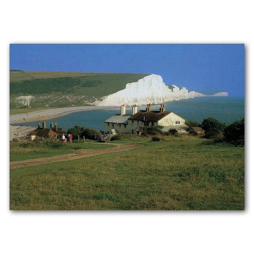 Seven Sisters Country Park - Sold in pack (100 postcards)