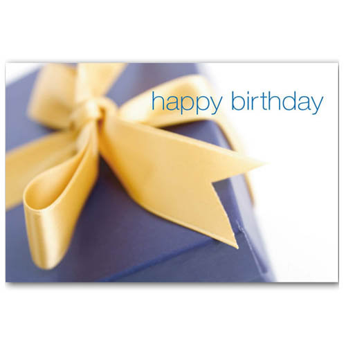 Statement - Happy Birthday - Sold in pack (100 postcards)