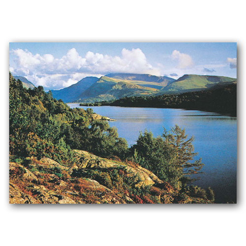 Snowdon From Llyn Padarn - Sold in pack (100 postcards)