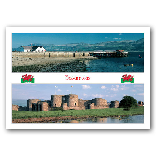 Beaumaris - Sold in pack (100 postcards)
