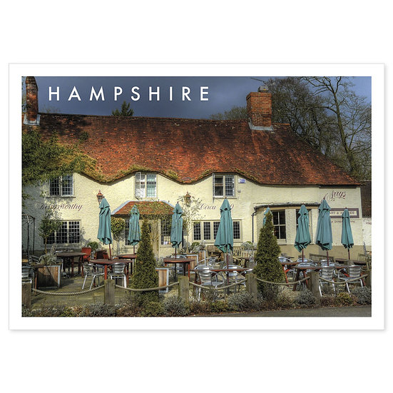 Hampshire Comp - Sold in pack (100 postcards)
