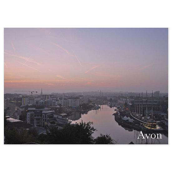 Avon Sunrise - Sold in pack (100 postcards)