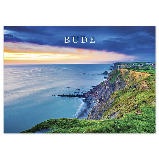 Bude Coast - Sold in pack (100 postcards)