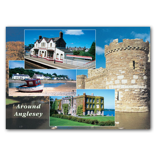 Anglesey - Sold in pack (100 postcards)