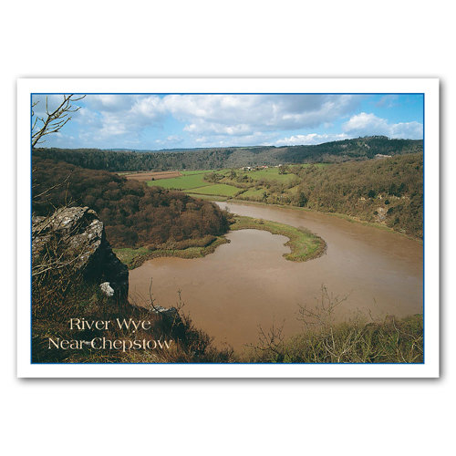 River Wye - Sold in pack (100 postcards)