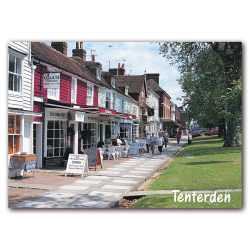 Tenterden - Sold in pack (100 postcards)
