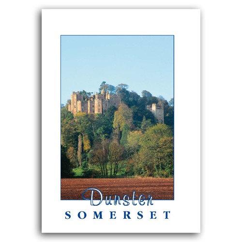 Dunster - Sold in pack (100 postcards)