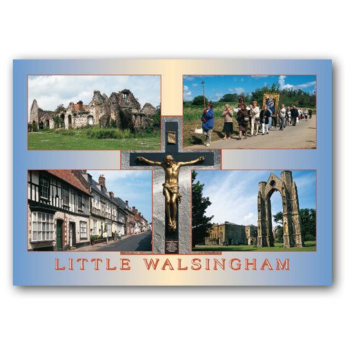 Walsingham, Little - Sold in pack (100 postcards)