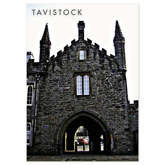 Tavistock Gateway - Sold in pack (100 postcards)