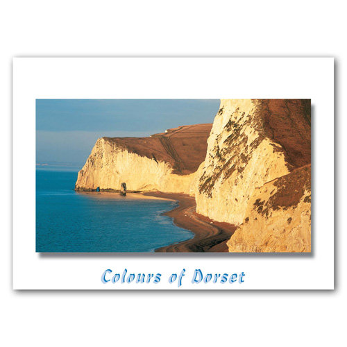 Dorset Just Dorset Coast - Sold in pack (100 postcards)
