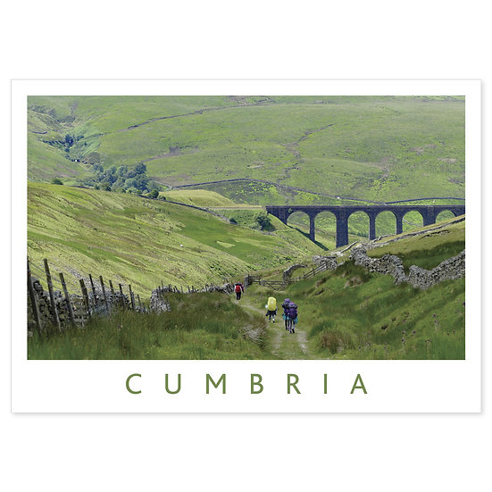 Cumbria - Sold in pack (100 postcards)