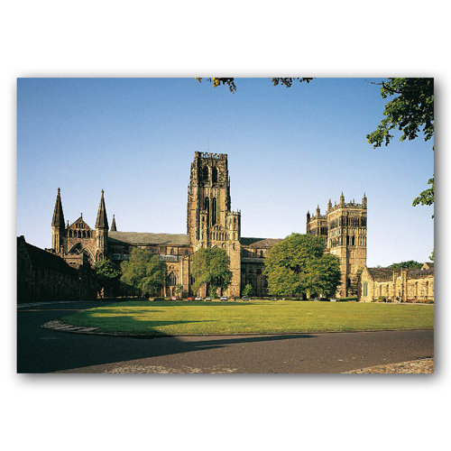 Durham Cathedral From Palace Green - Sold in pack (100 postcards)
