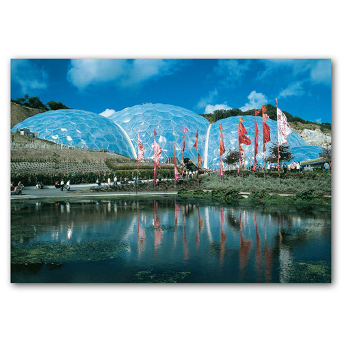 Eden Project - Sold in pack (100 postcards)