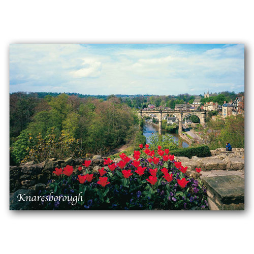 Knaresborough - Sold in pack (100 postcards)