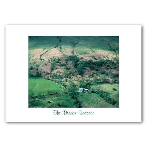 Brecon Beacons The - Sold in pack (100 postcards)