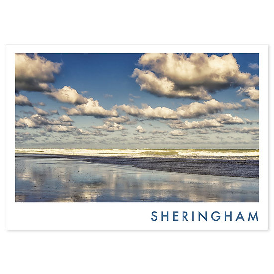 Sheringham - Sold in pack (100 postcards)