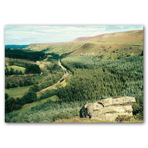 North York Moors Newtondale - Sold in pack (100 postcards)