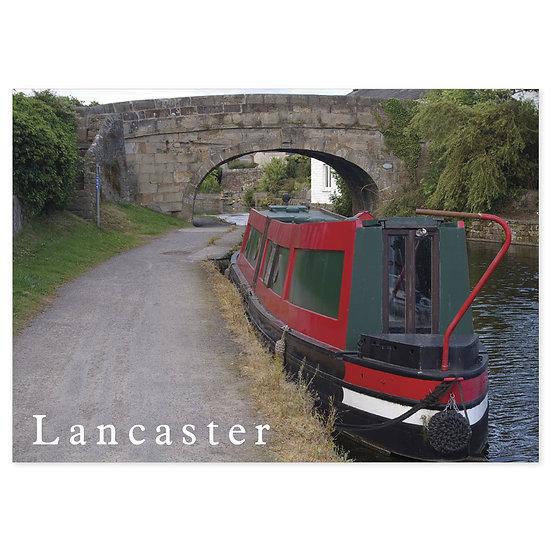 Lancaster Castle - Sold in pack (100 postcards)