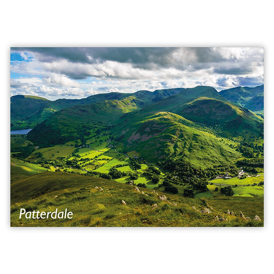 Patterdale - Sold in pack (100 postcards)