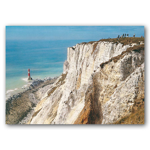 Eastbourne Beachy Head Sussex - Sold in pack (100 postcards)