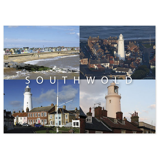 Southwold Comp - Sold in pack (100 postcards)