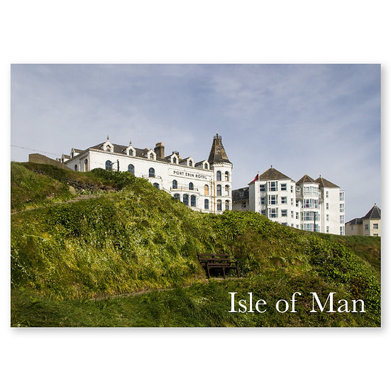 Isle of Man : Port Erin - Sold in pack (100 postcards)