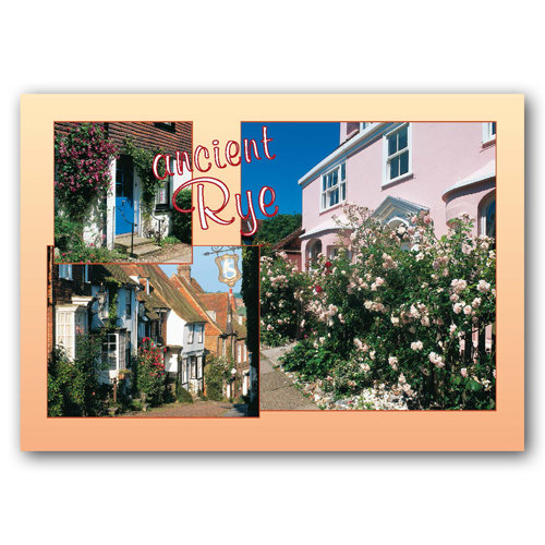 Rye - Sold in pack (100 postcards)