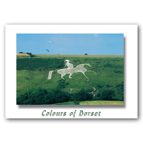 Dorset Just Osmington - Sold in pack (100 postcards)