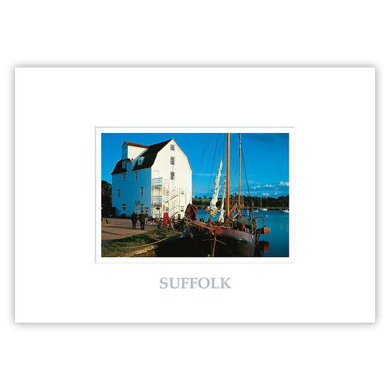 Woodbridge Tide Mill - Sold in pack (100 postcards)
