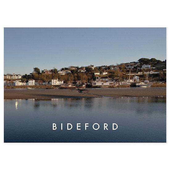 Bideford - Sold in pack (100 postcards)