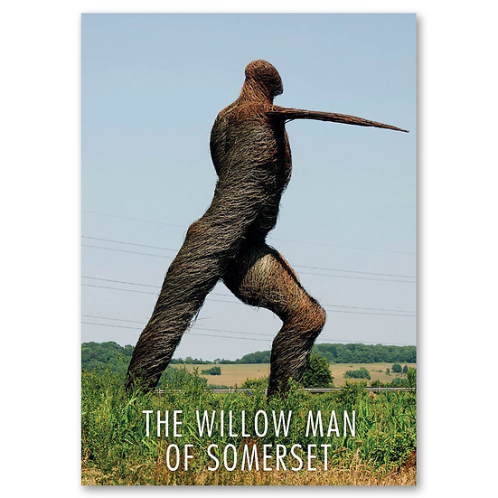 Bridgewater, The Willow Man of Somerset - Sold in pack (100 postcards)