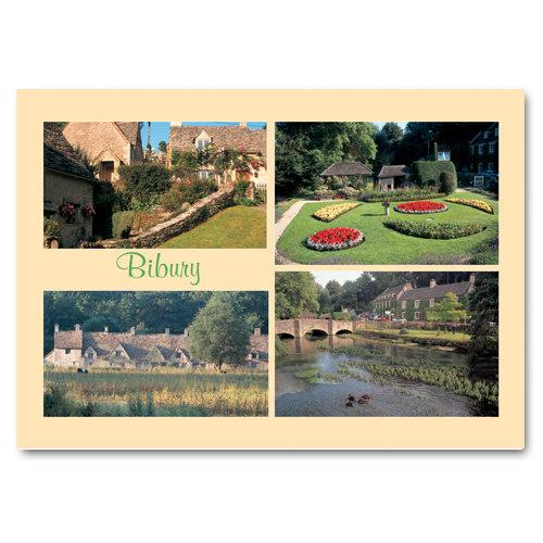 Bibury Comp - Sold in pack (100 postcards)